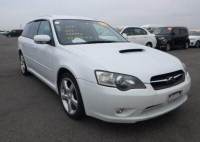 2004 Subaru Legacy GTB Turbo Estate Automatic. 51800 Miles £5950