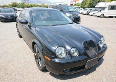 2003 Jaguar S Type R Automatic. 62000 miles Very Moody colour Combination.