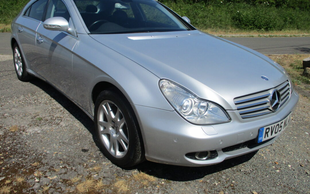 2005 Mercedes CLS 350 Automatic. 64500 miles. SOLD