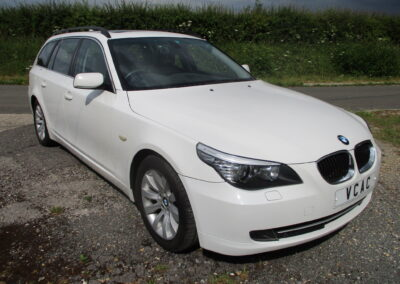 2010 BMW 530 Touring Automatic. 42000 miles £8500