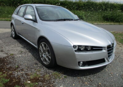 2007 Alfa Romeo 159 2.2 JTS Sportwagon Automatic. 54700 Miles. £5850