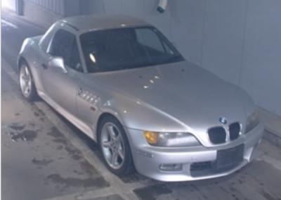 2002 BMW Z3 2.2 Roadster Auto. 43000 Miles Hard Top.