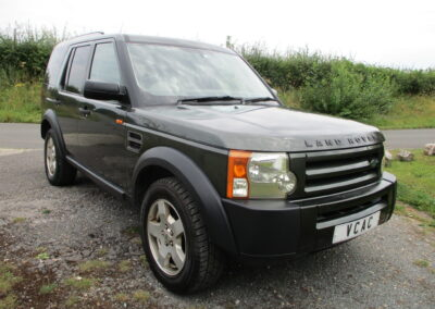 2006 Land Rover Discovery 111 4.0 V6 Petrol Automatic.73400 Miles Top Spec Car in top Condition SOLD