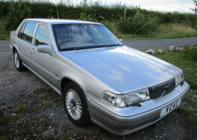 1999 Volvo S90 2.9 V6 Royal Saloon Automatic. 51500 miles. SOLD