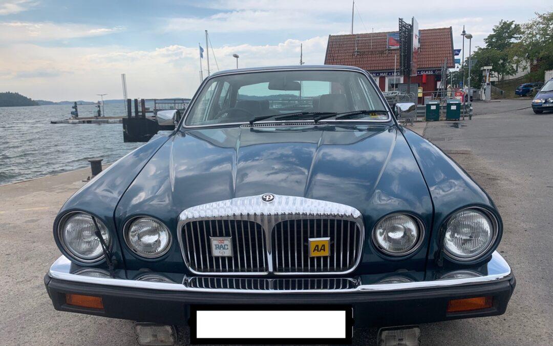 1984 Daimler  Series 3 4.2 Saloon Auto. SOLD