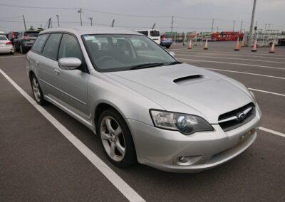 2003 Subaru Legacy Turbo GT Automatic. 48200 Miles £5950