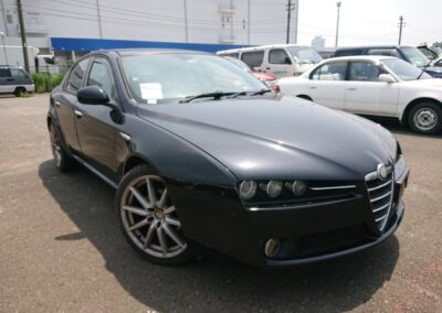 2007 Alfa Romeo 159 2.2 JTS Saloon Selespeed. 59800 Miles.