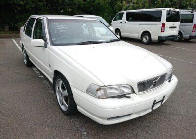 1997 Volvo S70 2.5 Saloon Automatic 77500 Miles
