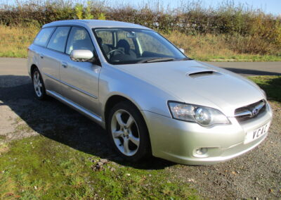 2003 Subaru Legacy Turbo GT Automatic. 48200 Miles SOLD
