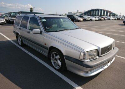 1997 Volvo 850 T5R Estate Auto 78000 Miles
