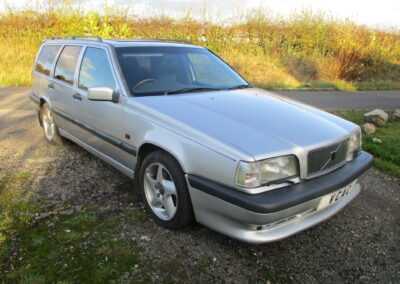 1997 Volvo 850 T5 2.3Turbo Estate Auto 78000 Miles. SOLD