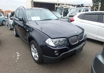 2009 BMW X3 2.5 Auto. Sourced to Customers Spec