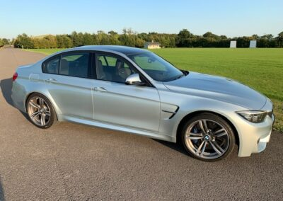 2017 BMW M3 Saloon M DCT 23000 Miles £36950