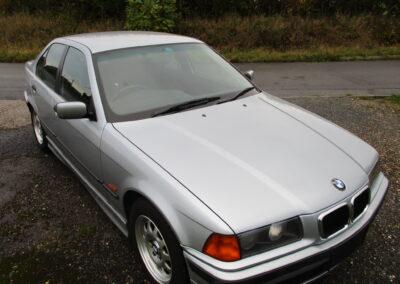 1997 BMW 328 E36 Saloon Auto 26500 Miles. £6500