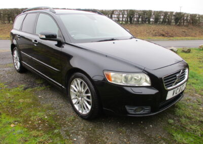 2008 Volvo V50 2.4 Estate Automatic. 53700. Miles Full Leather interior. £5000