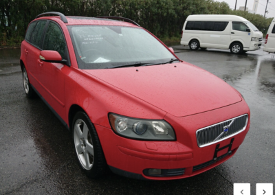 2005 Volvo V50 T5 AWD Estate Automatic. 50000 Miles. Very rare car in superb condition. £5650