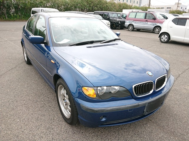 2002 BMW E46 320 Saloon Automatic. 13500 Miles From New.