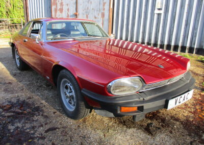 1975 Jaguar XJS V12 Coupe Automatic. Very early production Car. SOLD