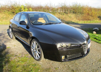 2007 Alfa Romeo 159 2.2 JTS Saloon Selespeed. 59800 Miles. £5750.