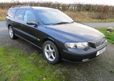 2000 Volvo V70 T5 250BHP Estate Automatic. 46500 Miles. SOLD