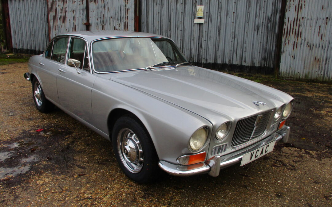 1973 Jaguar Series One XJ12 LHD Automatic. Coming Soon