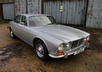 1973 Jaguar Series One XJ12 LHD Automatic. £13000