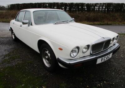 1981 Daimler Sovereign 4.2 Saloon Automatic. Coming Soon. £8500