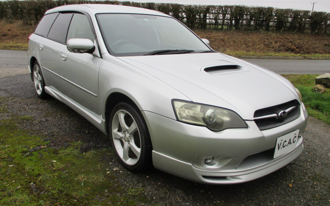 2003 Subaru Legacy GT Turbo Estate Automatic. 37500 Miles. £5950