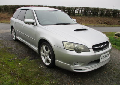2003 Subaru Legacy GT Turbo Estate Automatic. 37500 Miles.SOLD
