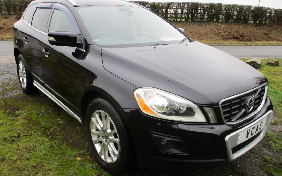 2009 Volvo XC60 T6 Automatic. 68500 Miles. Very Rare Car. ULEZ Exempt and £270 RFL Per annum.SOLD