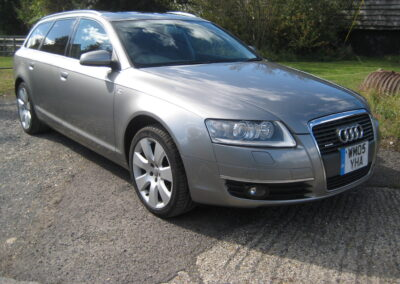 2005 Audi A6 4.2 V8 Quattro Avant. 40500 Miles £6500