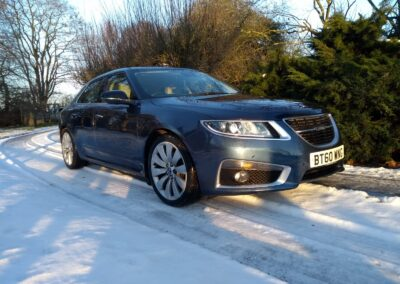 2010 Saab 9-5 2.0 TTiD Saloon Manual. 64000Miles SOLD