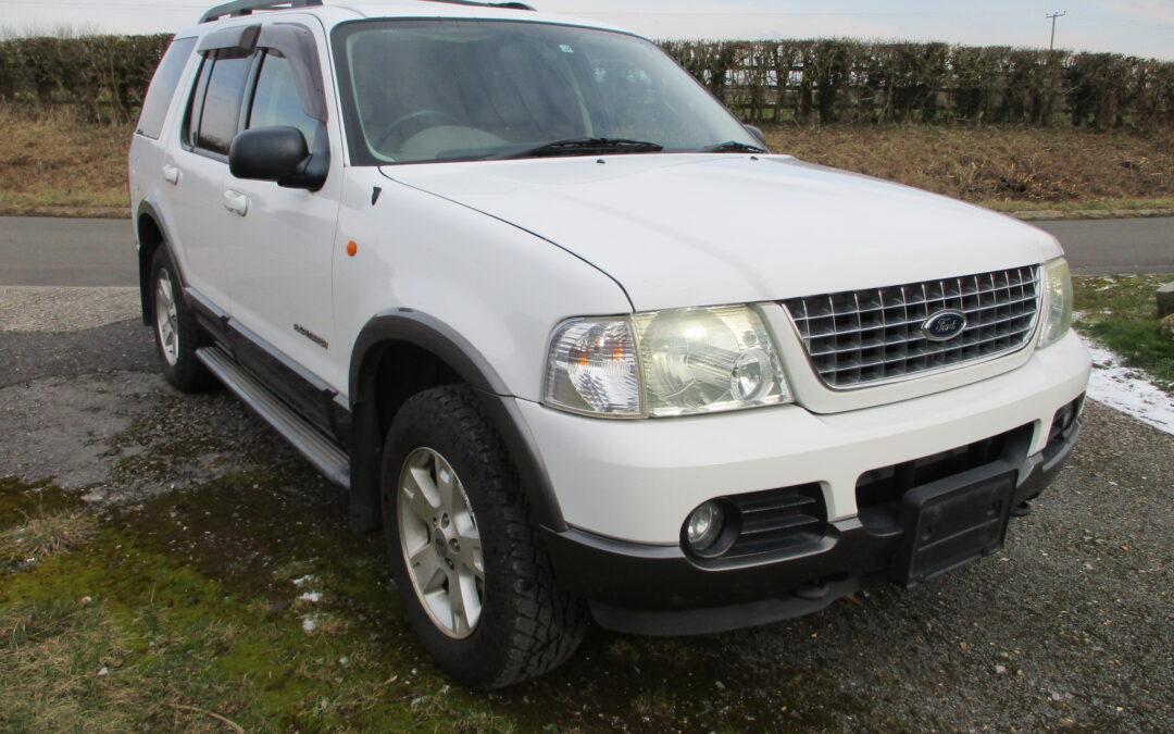 2005 Ford Explorer V6 Auto Seven Seater. 88000 Miles. £6500