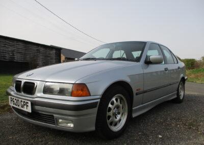 1997 BMW 328 E36 Saloon Auto 26500 Miles. £6250