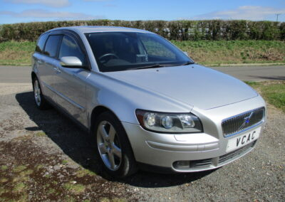 2005 Volvo V50 T5 AWD Estate Automatic. 51300 Miles. Very rare car in superb condition. SOLD