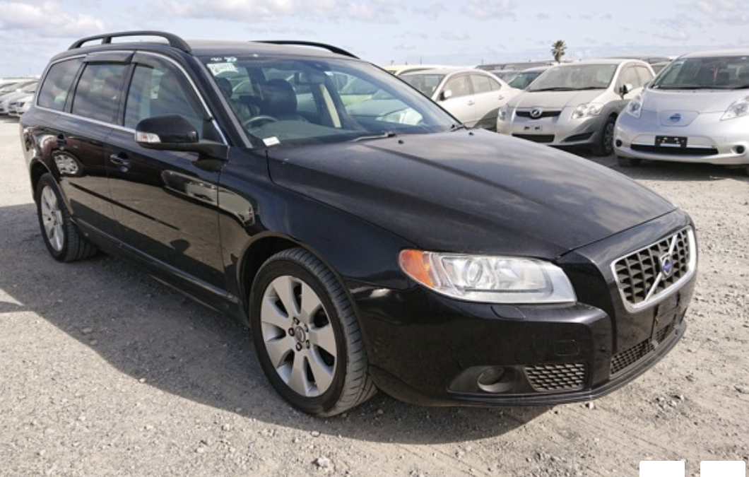 2007 Volvo V70 3.2 4×4 SE Lux Estate automatic. 43200 miles Coming in May