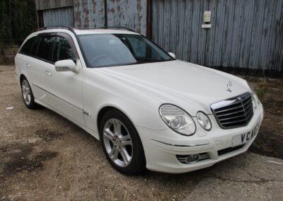 2007 Mercedes E350 Avantgarde Estate Auto. 61000 Miles. SOLD