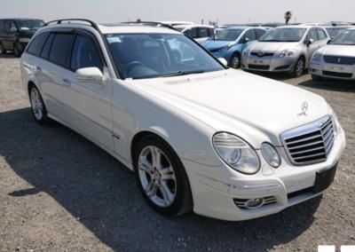2007 Mercedes E350 Avantgarde Estate Auto. 60000 Miles