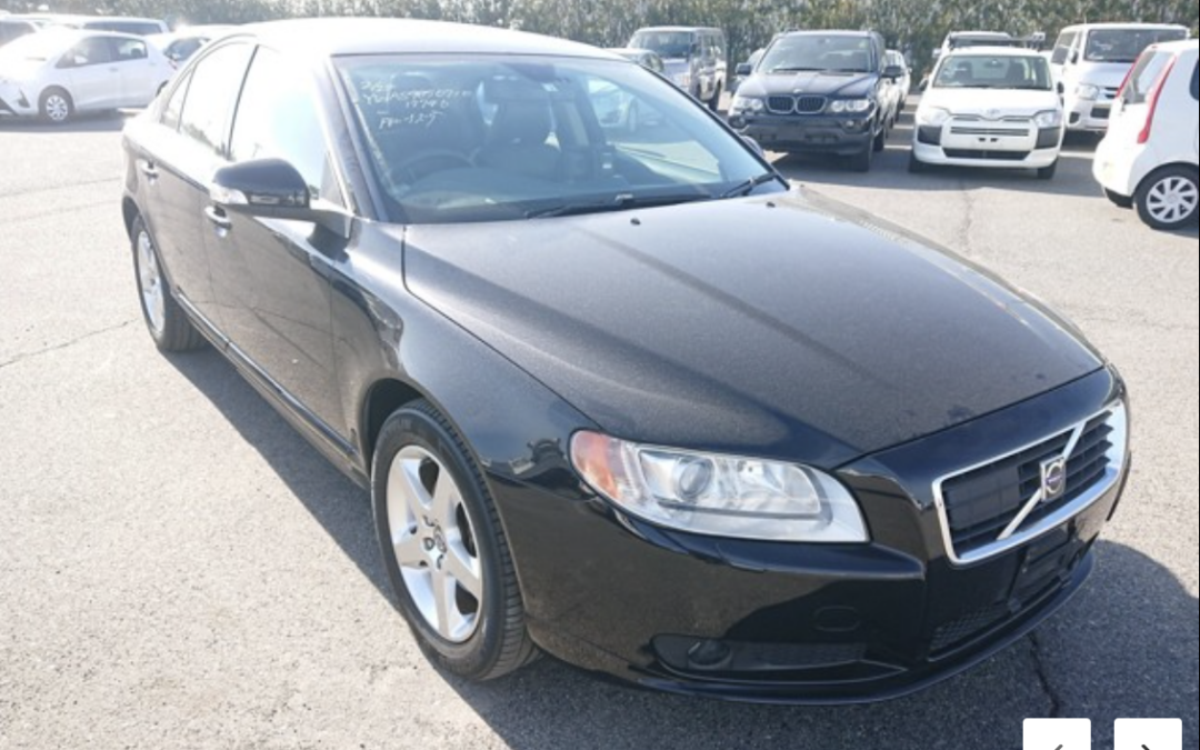 2008 Volvo S80 3.2 SE LUX 4WD Automatic. 30000Miles.Coming Soon.