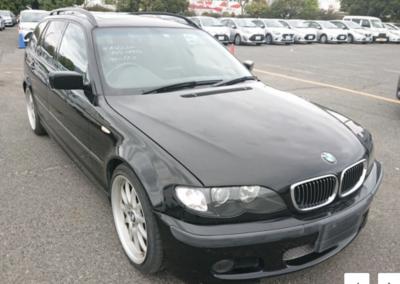 2005 BMW 325 E46 M Sport Touring Auto. 43000 Miles. Deposit Taken
