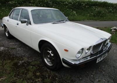 1981 Daimler Sovereign 4.2 Saloon Automatic. £8500