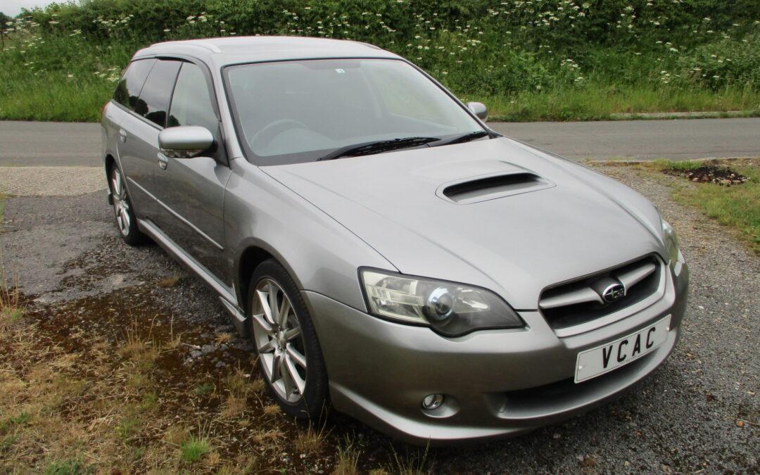 2004 Subaru Legacy GT Turbo Auto Estate. 59200 Miles SOLD