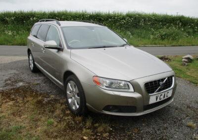 2008 Volvo V70 3.2 SE Lux Estate Automatic. 47600 Miles SOLD
