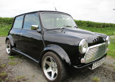 1985 Mini Turbo Special. 150BHP Awesome £12500