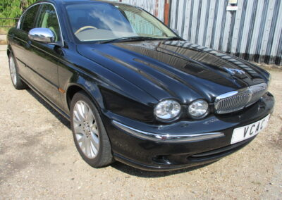 2003 Jaguar X Type 3.0 AWD Sovereign Spec car done just 26500 Miles £5500