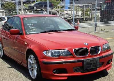 2002 BMW E46 325 M Sport Full Spec Car done just 48800 miles. Due in August.