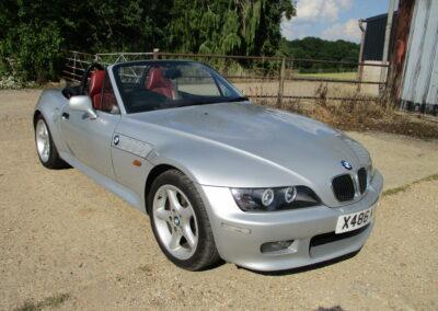 2000 BMW Z3 2.0 Six Cylinder Automatic. 58000 Miles. £5250