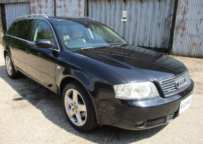 2005 Audi A6 C5 3.0 V6 Quattro Estate Automatic. 46000 miles from new. Just superb. £5500