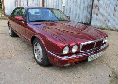 1997 Jaguar XJ6 3.2 Sport Automatic, 75600 Miles £5950