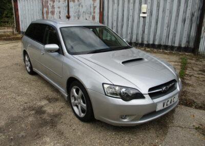 2003 Subaru Legacy GT Turbo Estate Automatic. 50600 Miles £6250